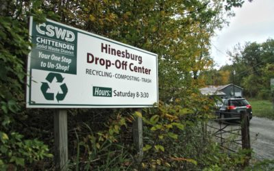 Drop-Off Center to Open In December
