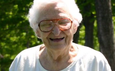 Community Voices: The story of Hinesburg's Gussie Levern, Born in 1918